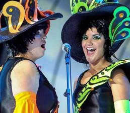 Resultado de imagen de agrupaciones musicales carnaval santa cruz