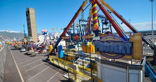 Resultado de imagen de feria carnaval tenerife 2020