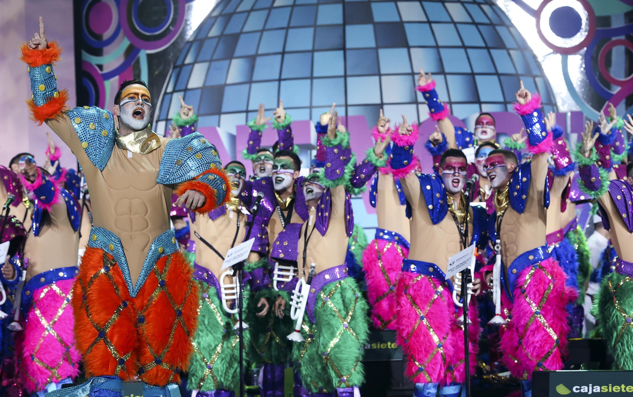Resultado de imagen de carnaval tenerife 2016