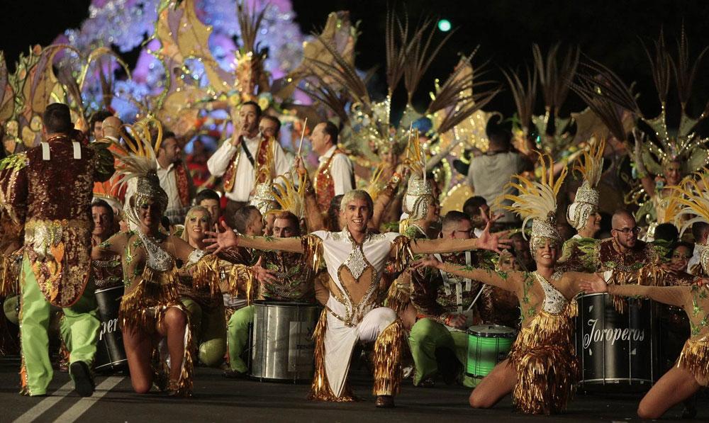 Resultado de imagen de carnaval santa cruz tenerife ritmo y armonia 2016