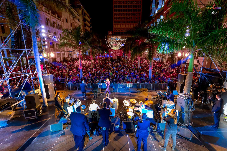 Resultado de imagen de noches carnaval tenerife